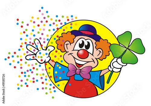 Clown Confetti Stockfotos Und Lizenzfreie Bilder Auf Fotolia Com