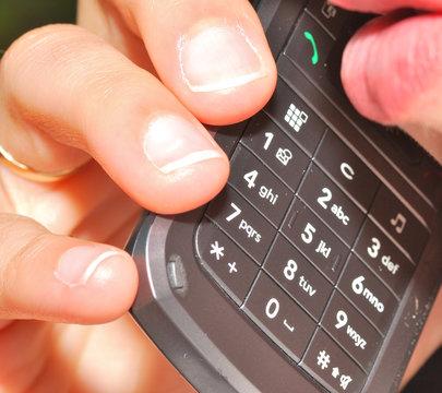 Llamada por telefono