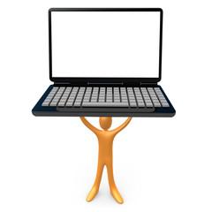 Laptop Presenation