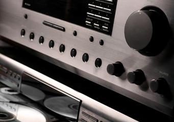 Hi-end Audio System.