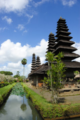 Hindu temple Taman Ayun on Bali