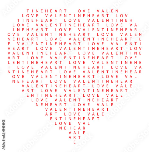 heart made of text stock image and royalty free vector files on rh fotolia com heart made out of text heart made of text symbols