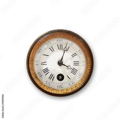 horloge ancienne photo libre de droits sur la banque d 39 images image 19690583. Black Bedroom Furniture Sets. Home Design Ideas