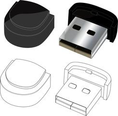 flash drives