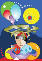 Dreams of a circus