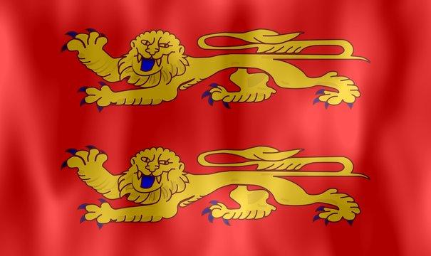 drapeau basse normandie normandy flag