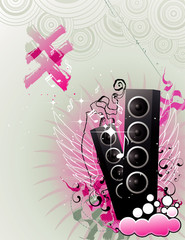 Speaker vector composition
