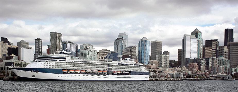 Cruising in Seattle