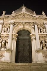Venice - Santa Maria della Salute church - night