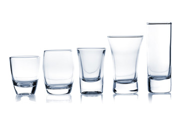 Cocktail Glass collection - Shots