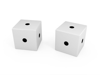 Dices with no chance