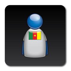 Icono Camerun