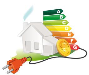 consommation electrique dans les maisons