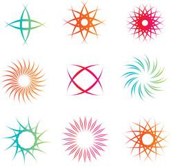 logo marks and symbols