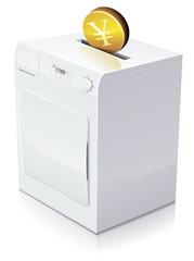 乾燥機に投資