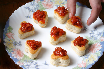 cojer canape
