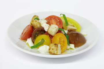 Salat von Wilden Tomaten