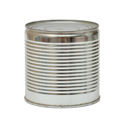 Ribbed can
