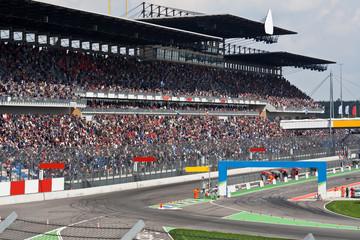 Motorsport Rennstrecke