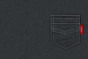 Black Jeans Texture