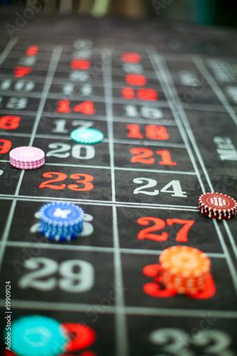 gambling metal chips