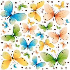 butterflies colorstexture2
