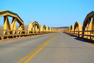 Route 66 Bridge(mother road)