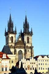 Wall Mural - Church of Virgin Maria Before Tyn, Prague, Czech republic