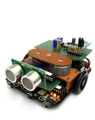 electronic experiment car