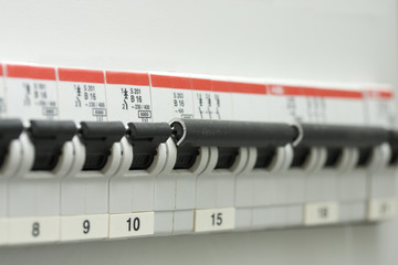 Sicherung Schalter