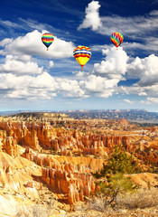 The Bryce Canyon National Park