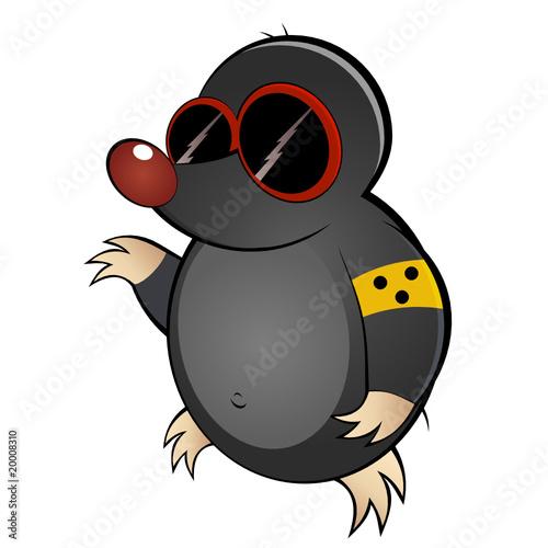 quot maulwurf blind cartoon lustig quot  stockfotos und lizenzfreie hamster clipart black and white hamster clipart cartoon