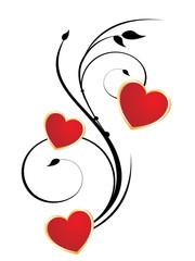 Valentinstags - Gruß
