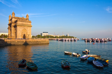 Gateway to India in Mumbai