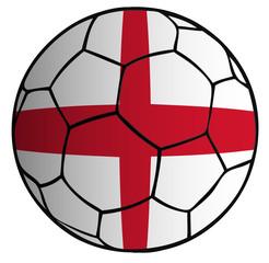 Balón Bandera Selección Inglaterra