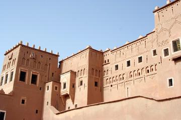 kasbah reale di Ouazarzate, marocco
