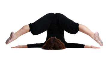 akrobatische Übung