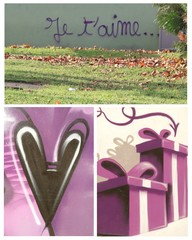 Graffitis Saint Valentin