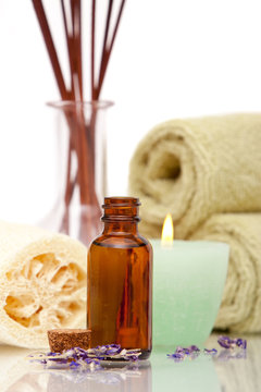 Aromatherapy and spa items