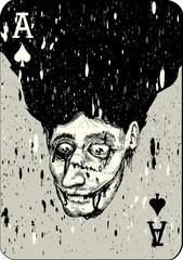 Vector. Joker