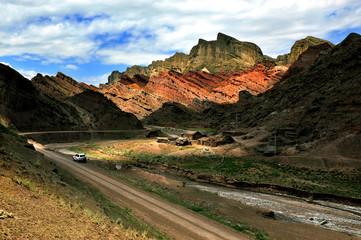 中国新疆风景