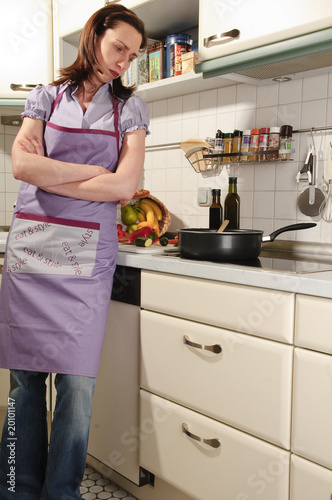 in küche gefickt