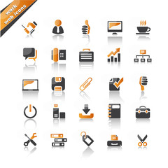 work web icons