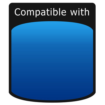 compatible with