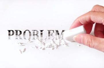 erase your problem