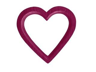 Valentine Heart Picture Frame