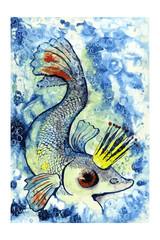 goldfish fairytale