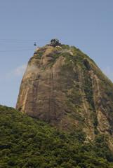 El Pan de Azúcar en Río de Janeiro