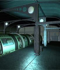 Sceneria futurystyczna 3