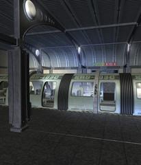 Sceneria futurystyczna 4